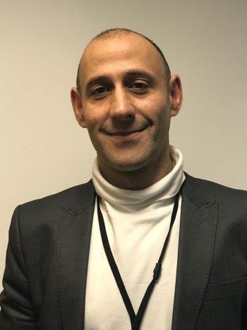 Rodrigo Cordero, EnSilica's Asia Region Manager